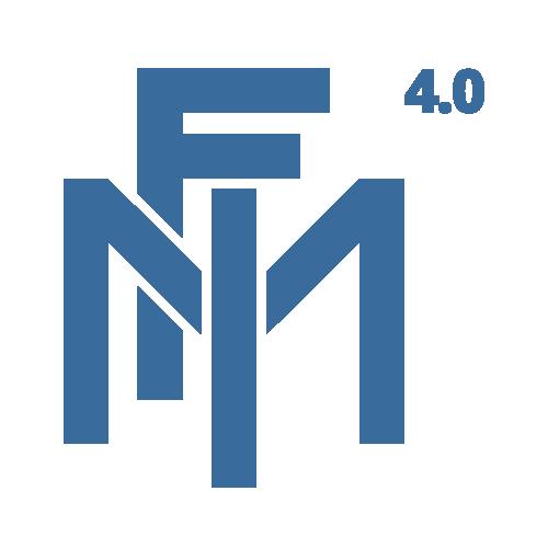 FMI 4.0 logo blu