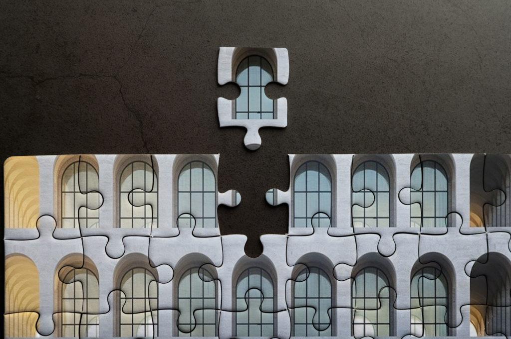 Puzzle Palazzo della Civiltà Italiana