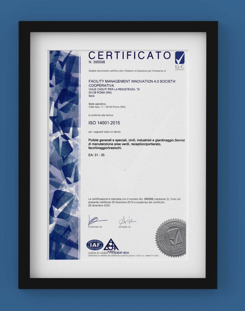 FMI 4.0 Certificazione
